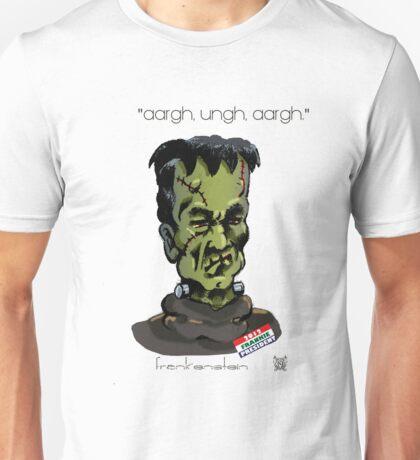 Halloween: Frankenstein 2012 Unisex T-Shirt