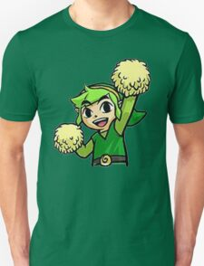 Legend of Zelda - Pom pom Link (Green) T-Shirt