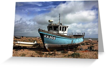 Washed Up & Weathered  by Anthony  Poynton