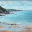 Ebb Tide, Tenby [South Wales] by irenebutcher