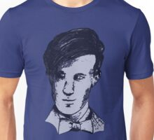 The 11th Doctor - Drawing  Unisex T-Shirt