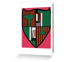 House of Verismo Greeting Card
