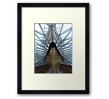 The Cutty Sark Framed Print