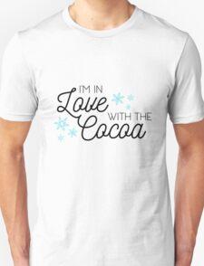 I <3 Cocoa (black) T-Shirt