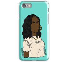 SAVANA (ABA) iPhone Case/Skin