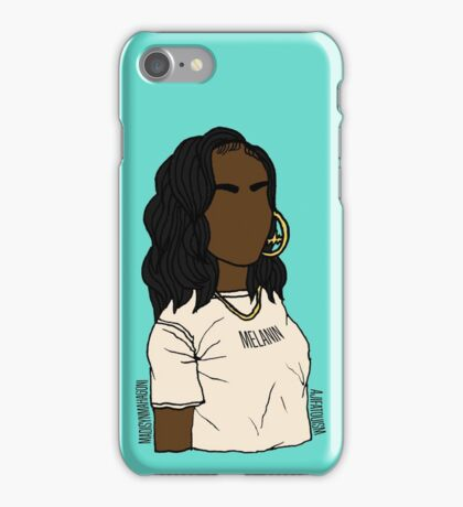 SAVANA (ABA) iPhone Case/Skin
