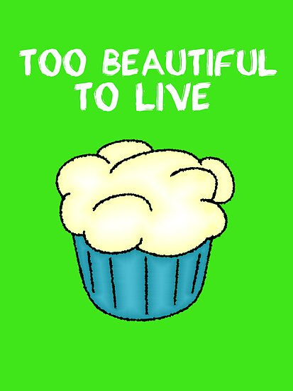 Too Beautiful To Live by nimbusnought