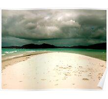 Whitsunday Islands, Queensland, Australia Poster