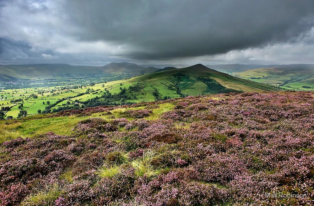 Win Hill Views by Mat Robinson