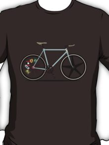 Fixie Bike T-Shirt