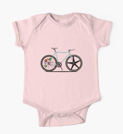 Fixie Bike Kids Clothes