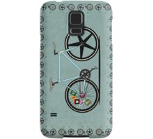 Fixie Bike Samsung Galaxy Case/Skin