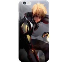 Genos 11 iPhone Case/Skin