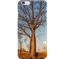 Kimberley Boabs at Sunset iPhone Case/Skin