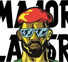 Major Lazer by Jacob Sorokin