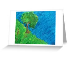 The Last of August Greeting Card
