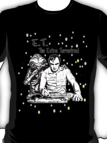 Carlo Rambaldi - E.T. Father - Tribute T-Shirt