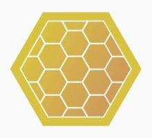Honeycomb of Honeycombs Baby Tee