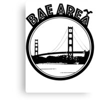 Bae Area Canvas Print