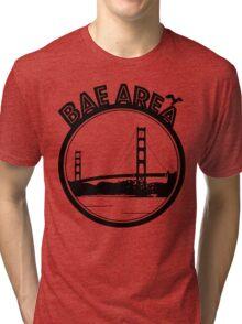 Bae Area Tri-blend T-Shirt