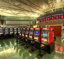 Vegas Airport 2.0 by Yhun Suarez