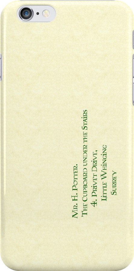 Hogwarts Acceptance Letter by eraygakci