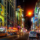 42nd Street NYC 3.0 by Yhun Suarez