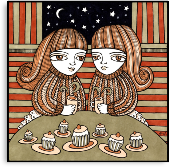 Coffee & Cup Cakes by Anita Inverarity