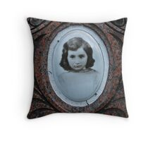 At The Plaza Throw Pillow