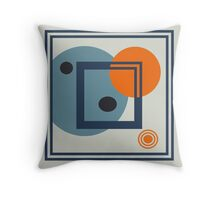 Alex 8 Throw Pillow