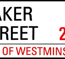 221B Baker Street by Zoe Toseland
