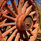 The Lumberjacks Wheel by Dale Lockwood