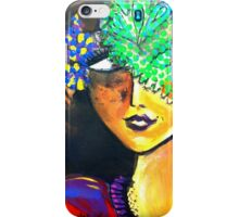 Confident Lady iPhone Case/Skin