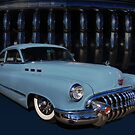 50 Buick waterfall by Bill Dutting