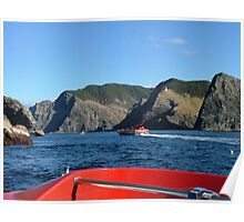 Cape Brett - Bay of Islands............! Poster