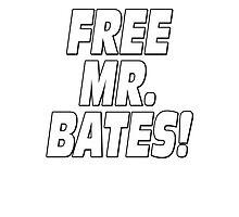 Free Mr. Bates Downton Abbey Photographic Print