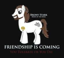 Brony Stark, Hoof of the King by Raven Demers