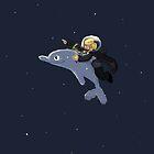Dolphin Portkey by tinymallet