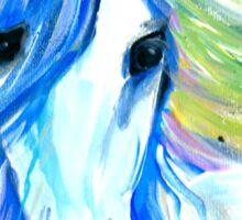Horse Art Sticker
