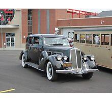1936 Pierce-Arrow sedan Photographic Print