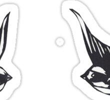 HARRY STYLES TATTOO - BIRDS  Sticker