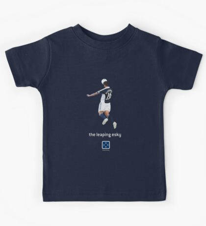 The Leaping Esky Kids Tee