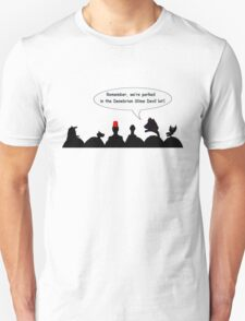 Remember where we parked! Unisex T-Shirt