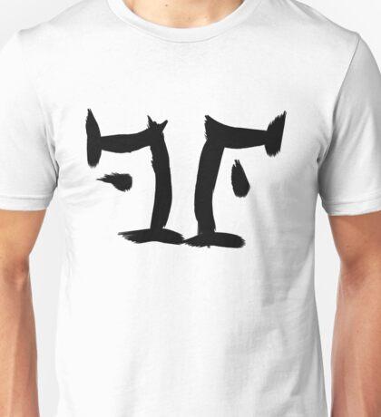 Rorschach Symbol Unisex T-Shirt