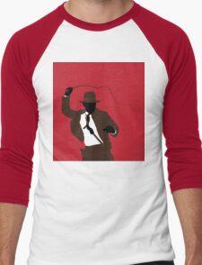 Indianapolous Men's Baseball ¾ T-Shirt