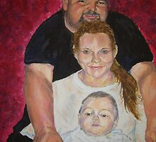 One Happy Family by Jennifer Ingram