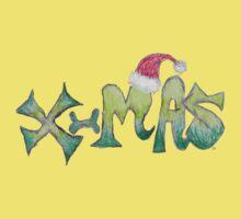 Grinch's X-Mas One Piece - Short Sleeve