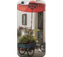 Rickshaw iPhone Case/Skin