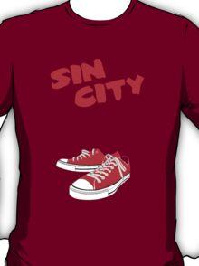 Sin City Converse T-Shirt