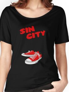 Sin City Converse Women's Relaxed Fit T-Shirt